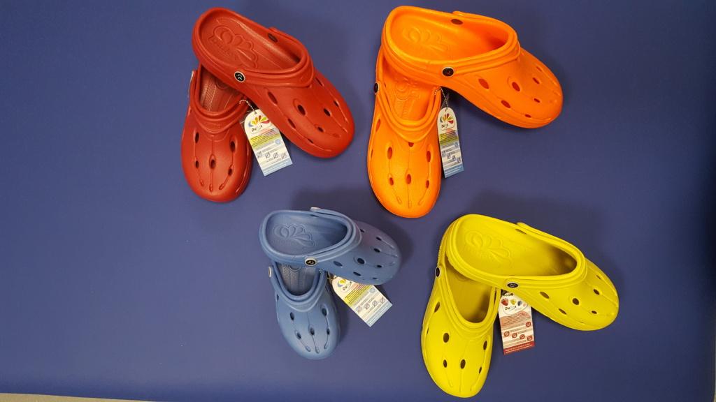 Dux - relaxační obuv